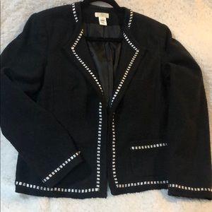 Apt 9 Black Blazer